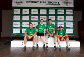 Beskidy MTB Trophy - Etap IV 03.06.2018