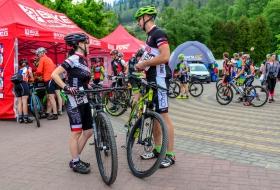 Bike Maraton - Wisła 20.05.2017 (fot. Bike Maraton)