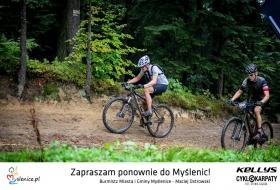 Cyklokarpaty - Myślenice - 25.08.2018 (fot.Cyklokarpaty.pl)