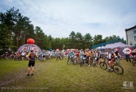 Drużynowe Mistrzostwa Polski MTB - Urle 29.06.2014 (fot. Zbigniew Świderski)