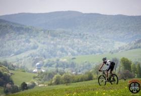 Dukla Wolf Race - Etap II Piotruś - Cergowa 06.05.2017 (fot. Wiktor Bubniak)