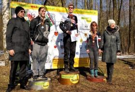 Legia MTB Maraton - Laski 18.03.2018 (fot. Aleksandra Andrzejewska)