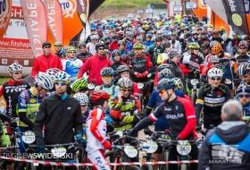 Lotto Poland Bike Marathon - Twierdza Modlin 23.04.2017 (fot. Zbigniew Świderski)
