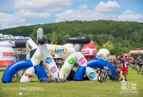 Lotto Poland Bike - Nowiny 10.07.2016 (fot. Zbigniew Świderski)