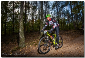Lotto Poland Bike - Wawer 11.10.2015 (fot. Zbigniew Świderski)