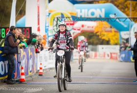 Lotto Poland Bike - Wawer 13.10.2013 (fot. Zbigniew Świderski)
