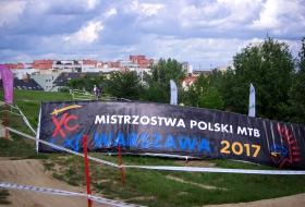 Mistrzostwa Polski MTB XC Amatorów - Górka Kazurka 14-16.07.2017 (fot. Joanna Pachowska)