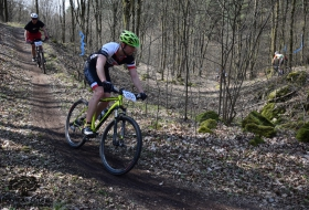 MTB Cross Maraton - Chęciny 02.04.2017 (fot. Szymon Lisowski)