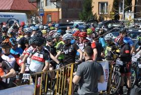 MTB Cross Maraton - Daleszyce 17.04.2016