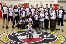 Prezentacja teamu - Polonia Warszawa 25.03.2014 (fot.Jakub Chojecki)