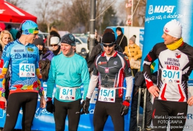 XXVI Warszawski Triathlon Zimowy 17.01.2015 (fot. Maria Lipowiecka)