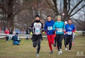 XXVI Warszawski Triathlon Zimowy 17.01.2015 (fot. Zbigniew Świderski)