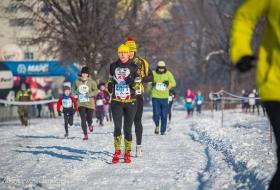 XXVII Warszawski Triathlon Zimowy 23.01.2016 (fot. Zbigniew Świderski)