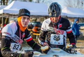XXVIII Warszawski Triathlon Zimowy - 28.01.2017 (fot. Zbigniew Świderski)