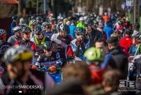 Zimowy Poland Bike - Kobyłka 05.03.2017 (fot. Zbigniew Świderski)