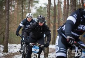 Zimowy Poland Bike - Kobyłka 11.02.2018 (fot. Zbigniew Świderski)