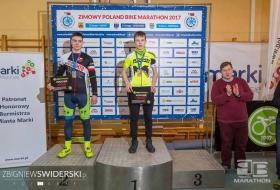 Zimowy Poland Bike Marathon - Marki 12.02.2017 (fot. Zbigniew Świderski)