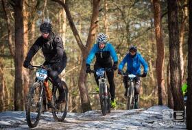 Zimowy Poland Bike - Marki 25.02.2018 (fot. Zbigniew Świderski)