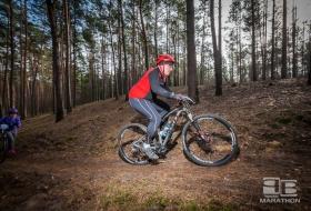 Zimowy Poland Bike - Nieporęt 19.02.2019 (fot. Zbigniew Świderski)
